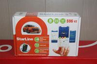 Автосигнализация с автозапуском Starline S96