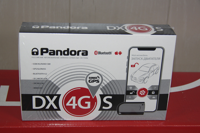 GSM автосигнализация Pandora DX 4GS
